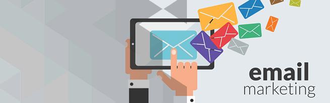 E-mail marketing conteudo direcionado