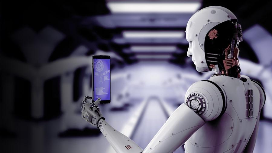 transformação digital robo