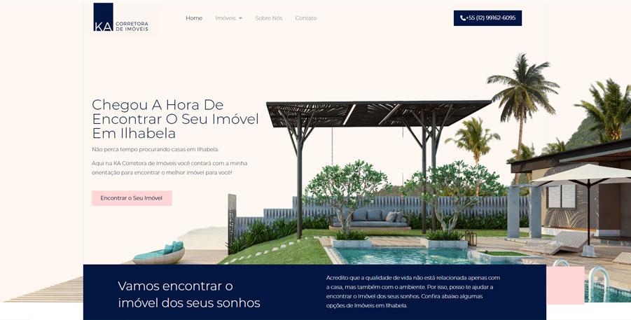 Site Ka Corretora