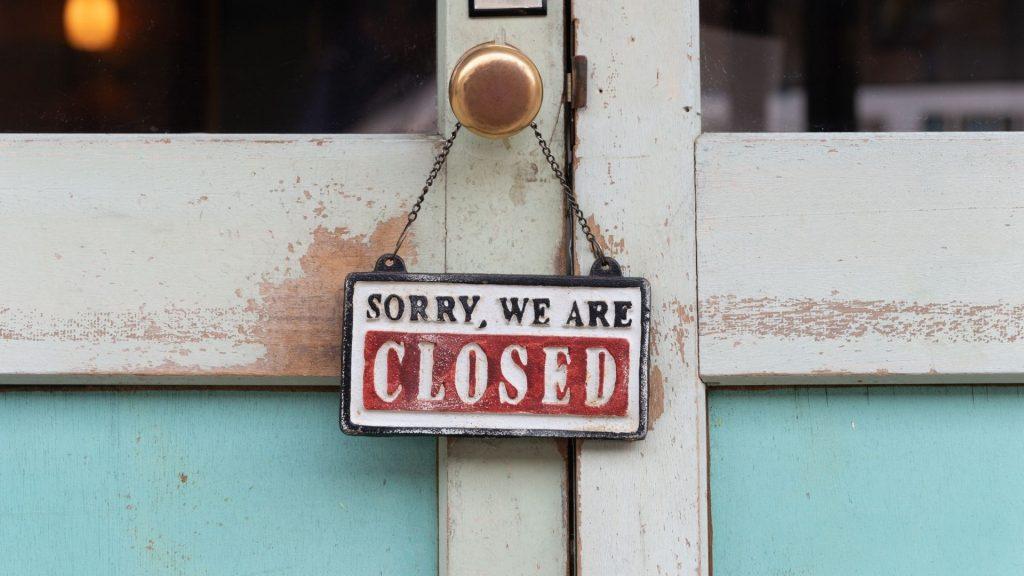 assistência Tecnica fechadas crise