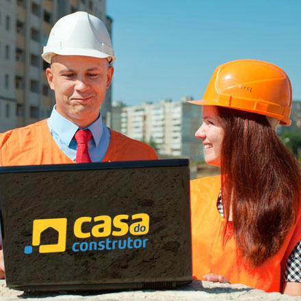 Case Casa do Construtor